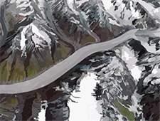 река Зеравшан